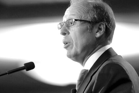 Mayor Sam Katz delivers the state of the city address on March 8.