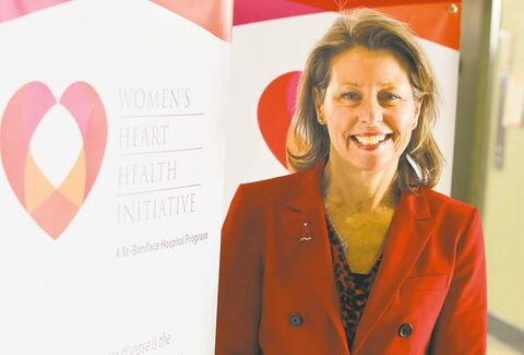Dr. Sharon Mulvagh is a cardiologist, marathon runner and advocate for a strong heart.