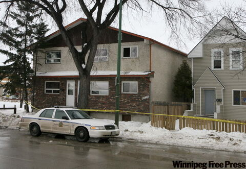 The bodies of Dennis Ray Baptiste, and Jesse Edward Henderson were found in a rooming house on Maryland Street in January 2009.