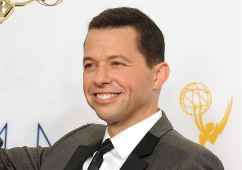 Actor Jon Cryer appears backstage at the 64th Primetime Emmy Awards in Los Angeles, Sept.23, 2012. THE CANADIAN PRESS/AP/Jordan Strauss/Invision/AP