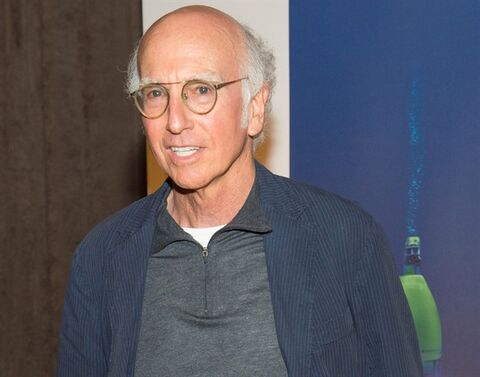 FILE - In this Monday, Aug. 4, 2014 file photo, Larry David attends the U.S. premiere of National Geographic's