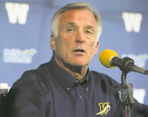 Ex-Bombers VP and GM Joe Mack was considered a tad arrogant by some.