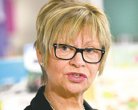 'Let's face it, doing math in your head is important' -- Education Minister Nancy Allan