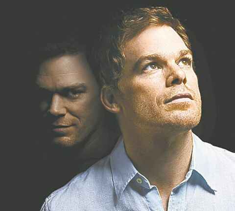 Michael C. Hall plays a Jekyll and Hyde character in Showtime's Dexter.
