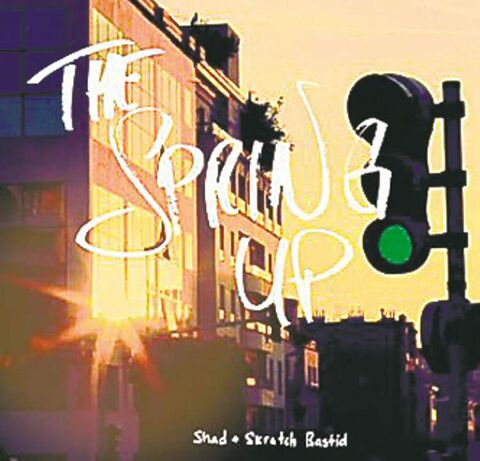 Shad & Skratch Bastid -- The Spring Up EP