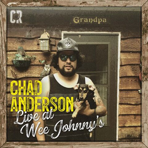 Cree comedian Chad Anderson launches his debut comedy album at Wee Johnny's Irish Pub on Sept. 13.</p>