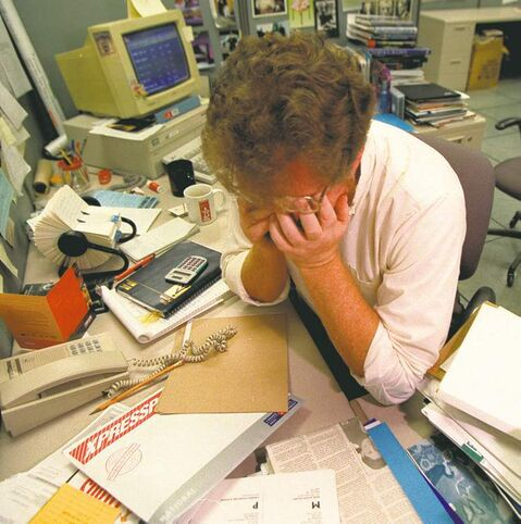 Author and doctor David Posen looks at workplace health in his new book, Is Work Killing You?