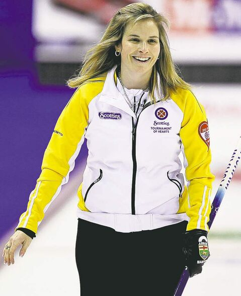 Jennifer Jones is making her 10th trip to the national Scotties.