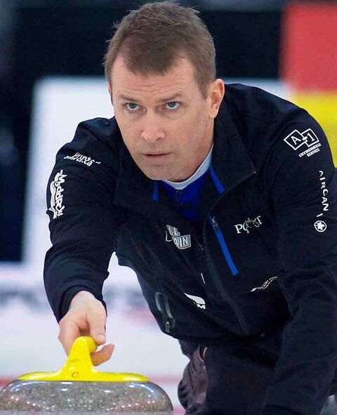 Jeff Stoughton: the Dominator