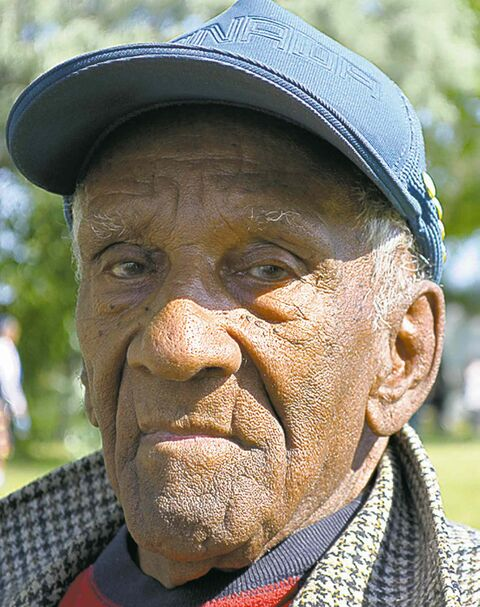 Harold Brown, a.k.a. Homeless Joe, is now in a personal-care home.