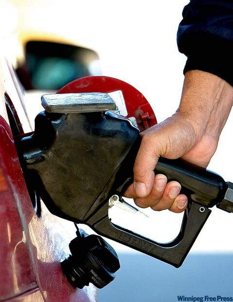 Drivers will be spending more money at many gas pumps today.