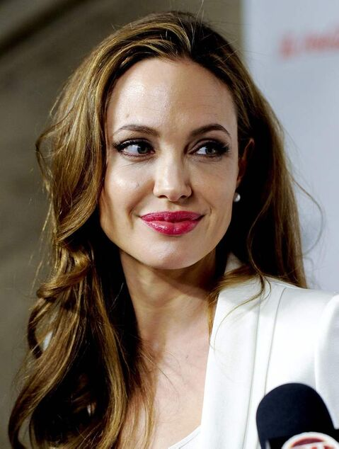 Angelina Jolie's statement -- 'I do not feel any less of a woman' -- is extremely important.