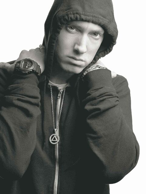 On Eminem�s The Marshall Mathers LP 2,the same homophobic slurs, mommy issues and violent threats toward women remain.