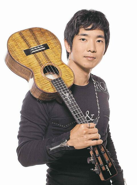 Shimabukuro became an international sensation after posting a video in 2006 of his cover of George Harrison's While My Guitar Gently Weeps.