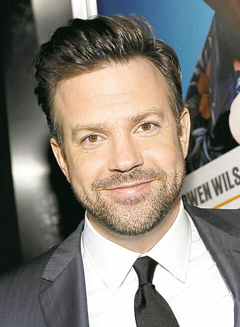 FILE - In this Feb. 23, 2011 file photo, actor Jason Sudeikis arrives at the premiere of the feature film