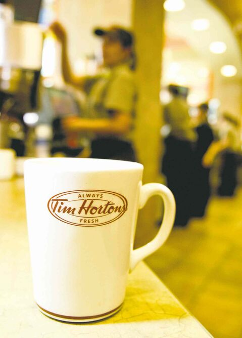 Tim Hortons has announced a major expansion in the U.S.