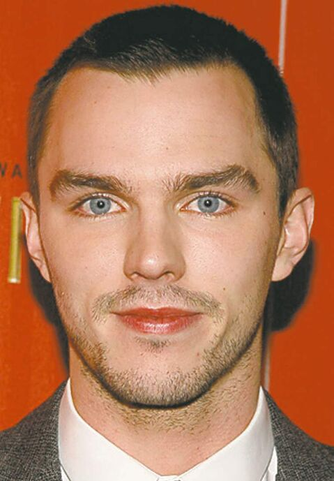 Actor Nicholas Hoult attends the