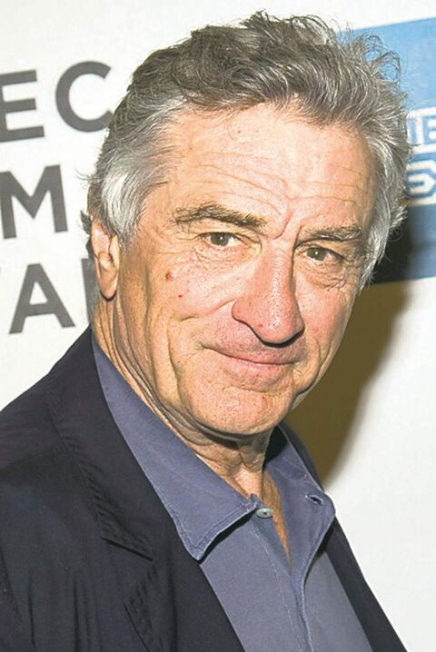 Robert De Niro attends the premiere of