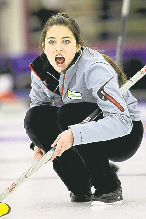 Shannon Birchard is taking her team back to the Canadian junior champioships for the second straight year.