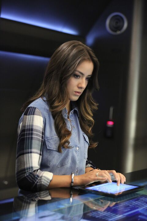 Chloe Bennet stars in an episode of ABC's sci-fi/spy series Marvel's Agents of S.H.I.E.L.D.