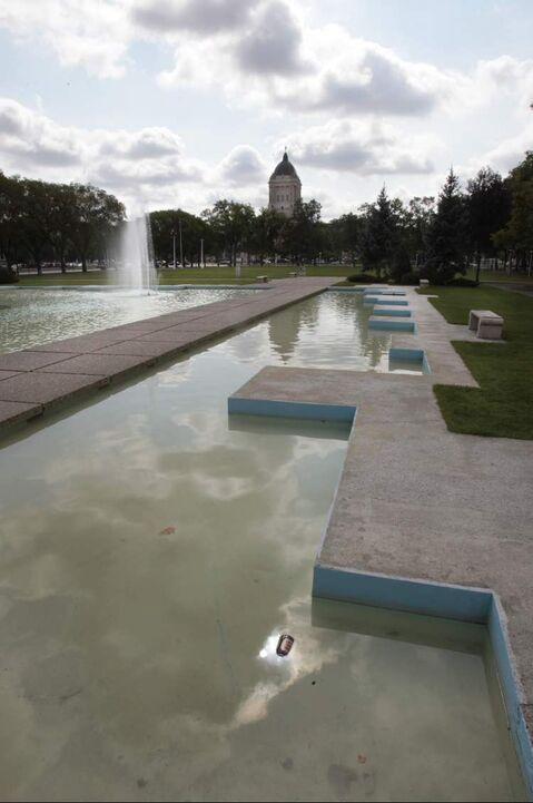 After 50 years, Memorial Park is anything but grand.