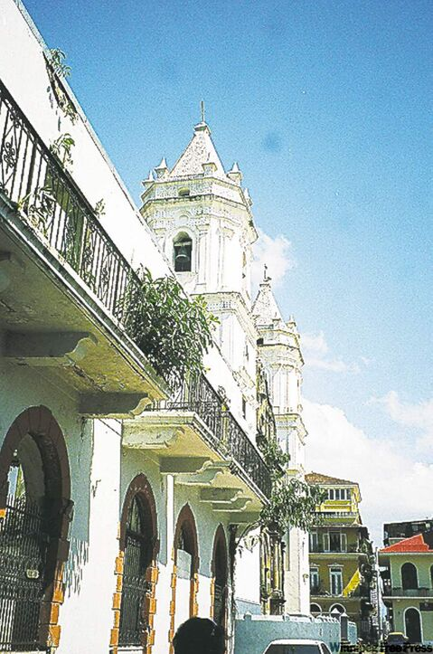 The chic colonial section of Panama City is currently being lovingly restored.