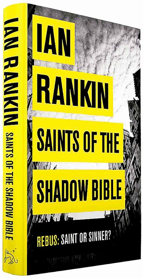 Ian Rankin�s latest instalment in his Inspector Rebus series � Saints of the Shadow Bible.