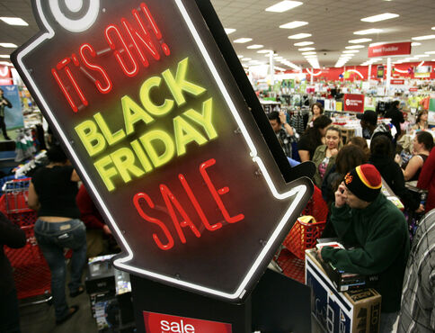 Is Black Friday the new Boxing Day?