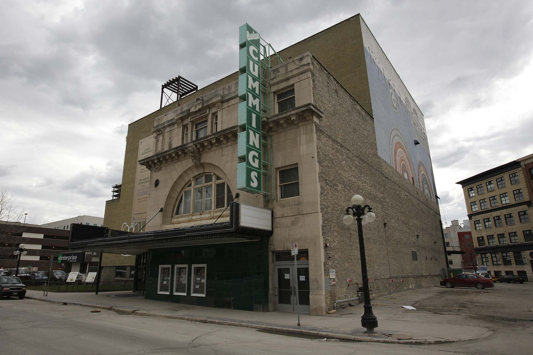 John Woods / Winnipeg Free Press files</p><p>The Burton Cummings Theatre is a city gem.</p></p>