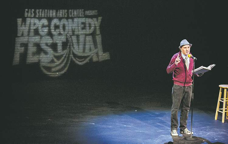 Artistic director Al Rae closes the book on this year's Winnipeg Comedy Festival.