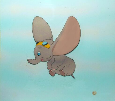 The 1941 version of Dumbo was unsettling for three-year-old Jill Wilson. (Disney)