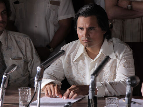 The Winnipeg Aboriginal Film Festival finds a permanent home and looks to nurture the next generation of filmmakers. Above, Michael Peña stars in Cesar Chavez.