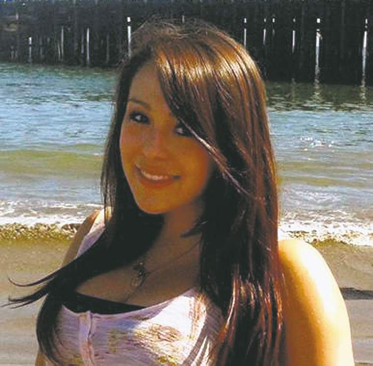 The suicides of Audrie Pott (above) and Rehtaeh Parsons (below) highlight  the