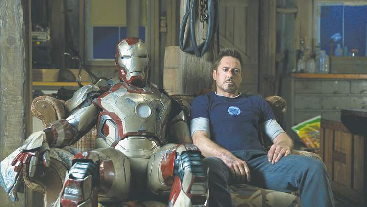 The latest, very successful Iron Man instalment suggests Robert Downey Jr. may be done with the role.