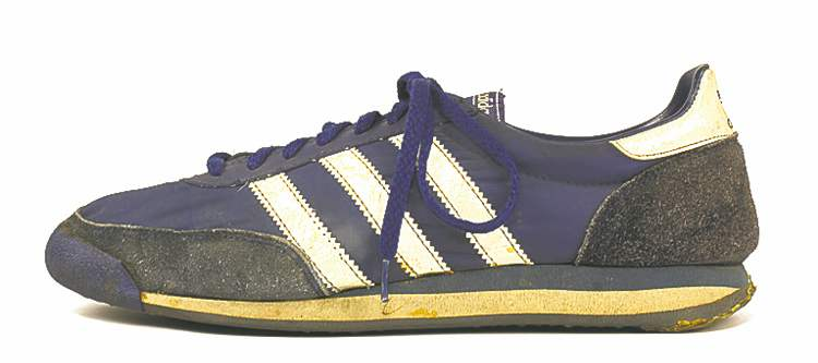 Adidas Running Shoes 1980s
