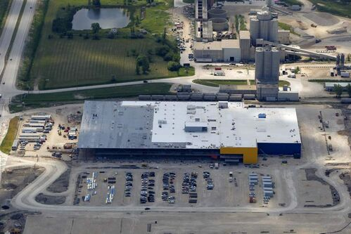 IKEA. July 3, 2012  (BORIS MINKEVICH / WINNIPEG FREE PRESS)