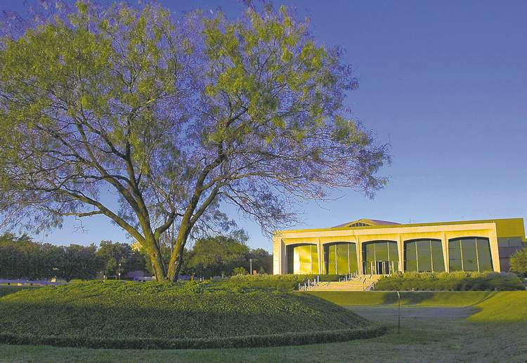The Amon Carter Museum, in Fort Worth, Texas.