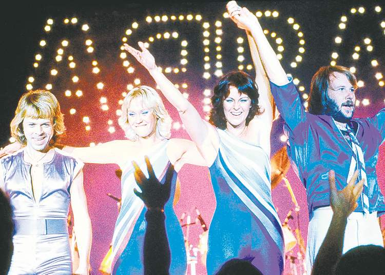 ABBA has sold close to 400 million records worldwide, and now the Swedish superstars are immortalized in a new museum in Stockholm.