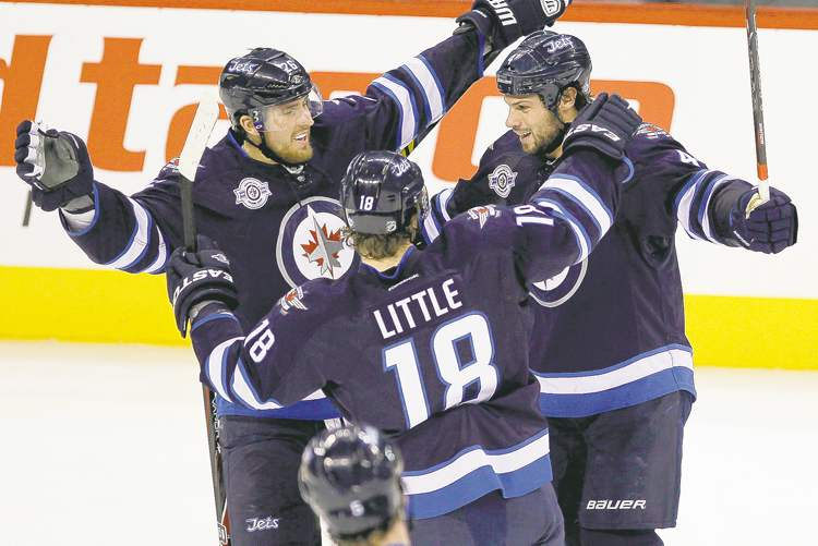 John Woods / The Winnipeg Free Press