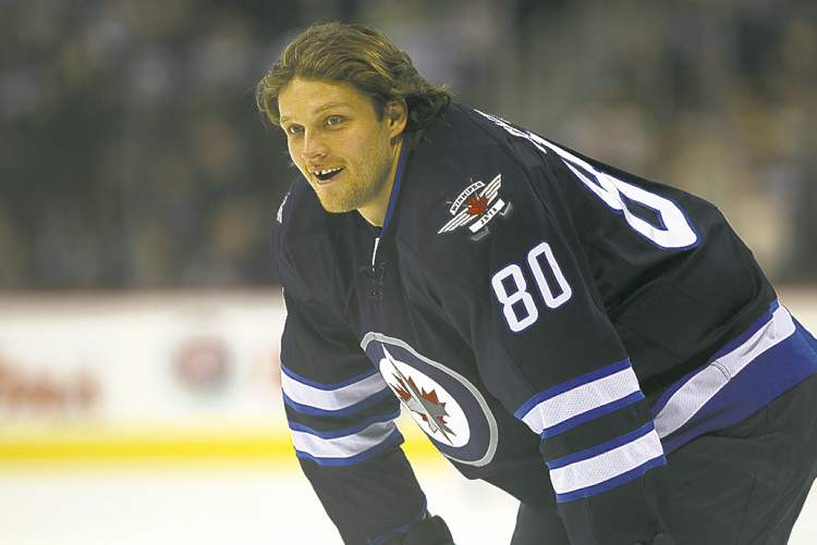 Former Jet Nik Antropov is joining Barys Astana of the KHL.