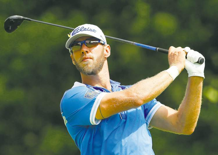 Graham DeLaet has one second-place finish and two thirds this season while contending for the FedEx Cup title.