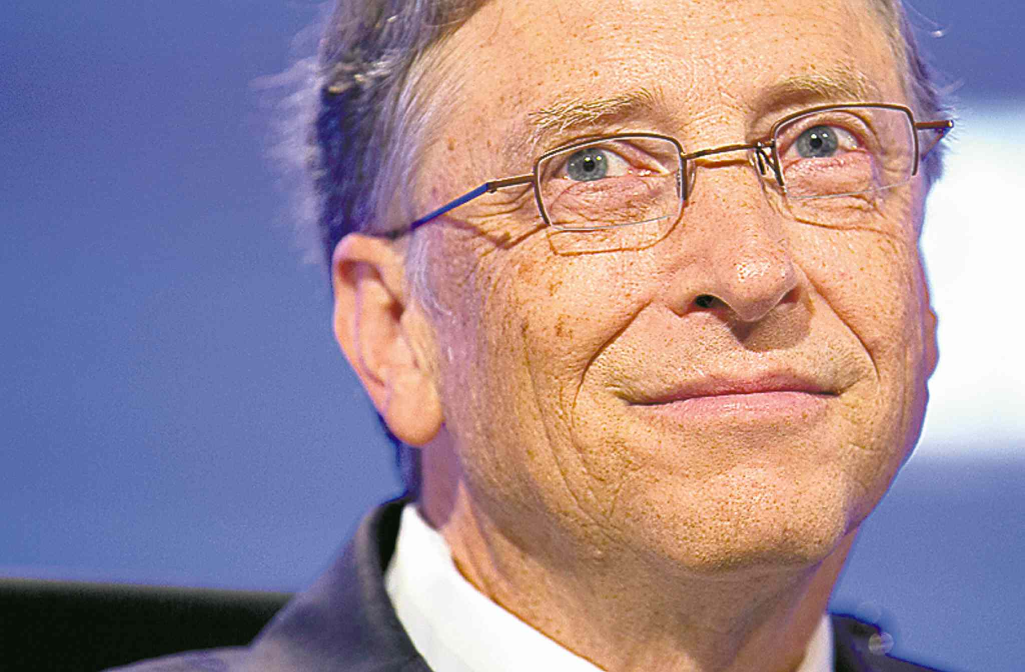 Microsoft co-founder Bill Gates remains America's richest man.