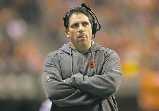 Ex-B.C. Lions boss Mike Benevides.