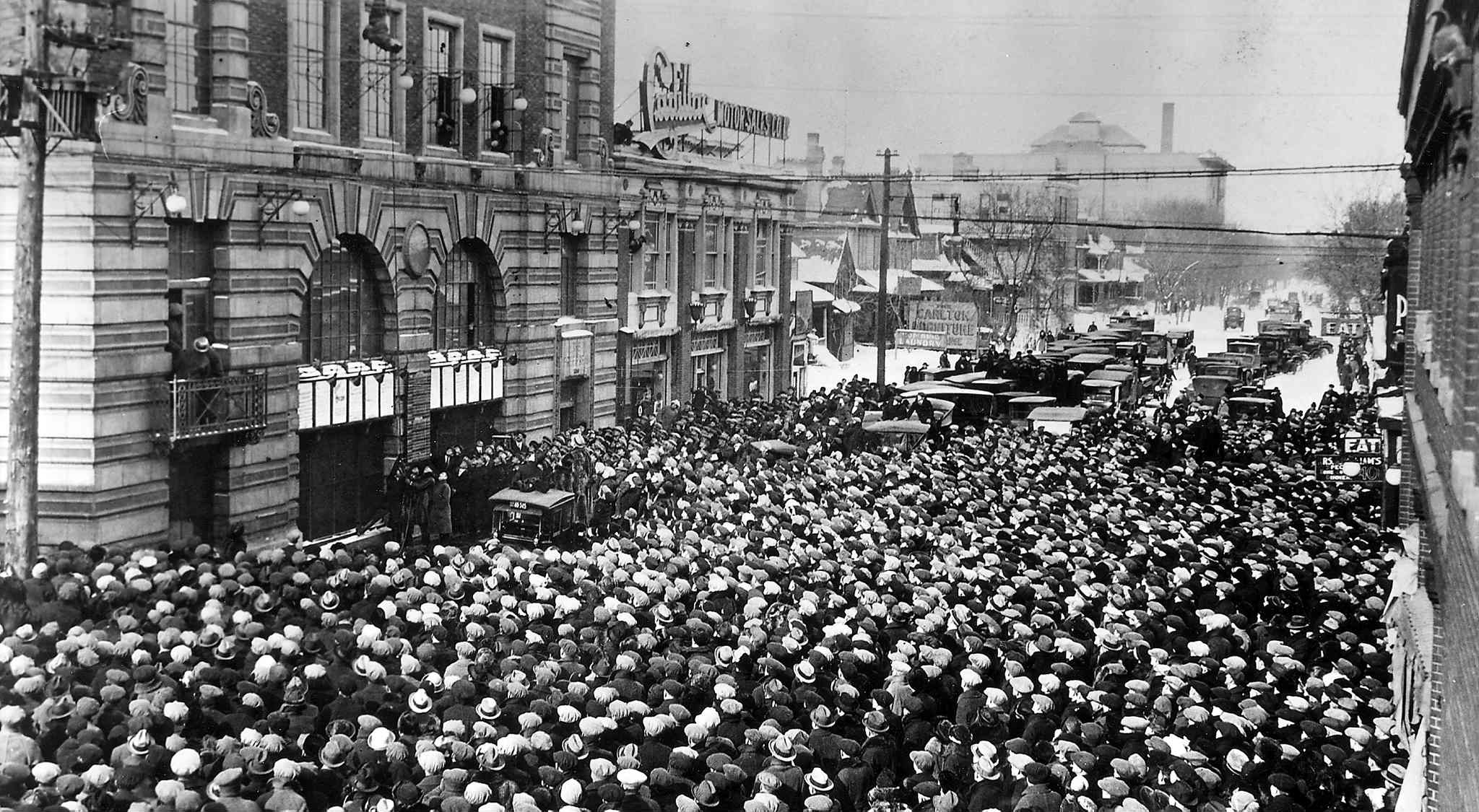 L.B. Foote