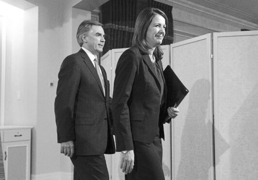 Danielle Smith is being called a traitor to the Wildrose cause, bolting to Tory Premier Jim Prentice�s team.