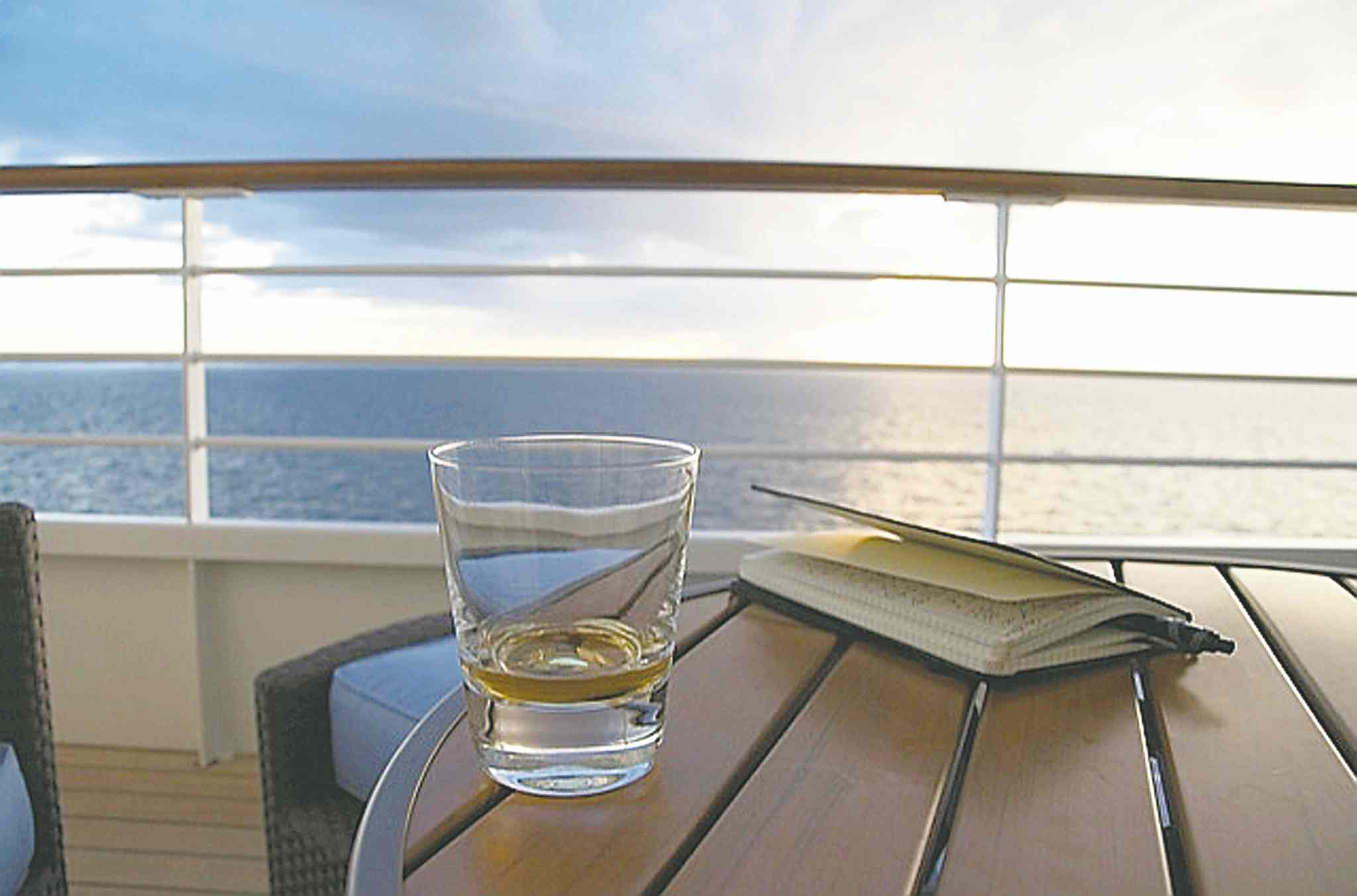 photos by Postmedia Network Inc. 2013Crystal Cruises specializes in high-end service and food.