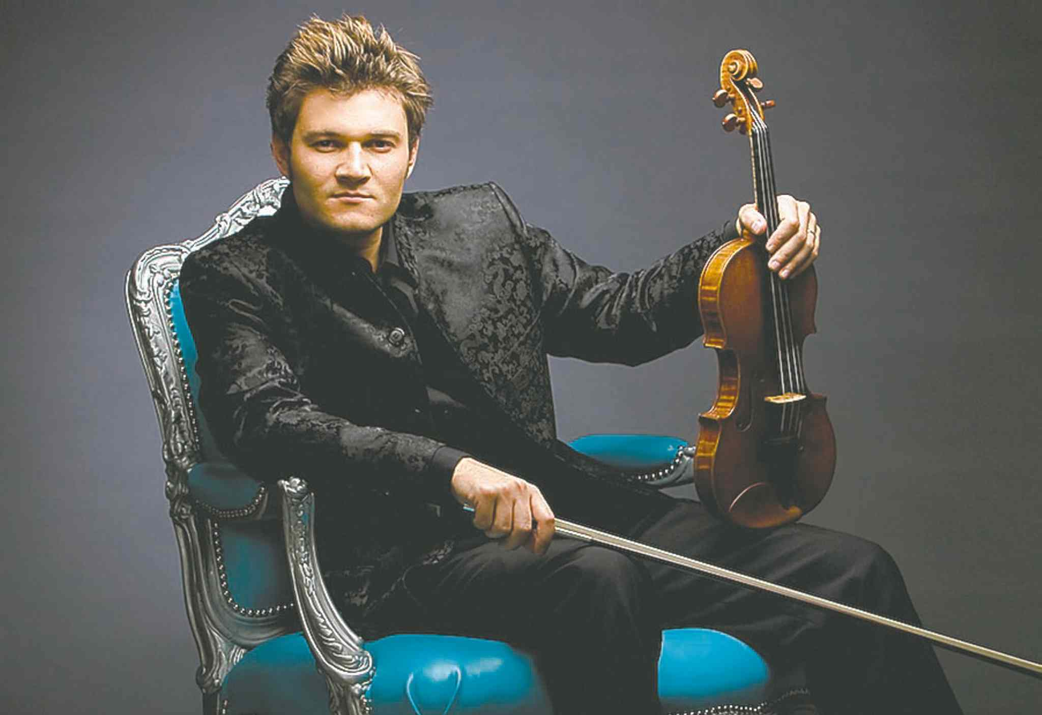 Supplied PhotoAlexandre da Costa will appear as part of this season�s Vituosi Concerts� series.