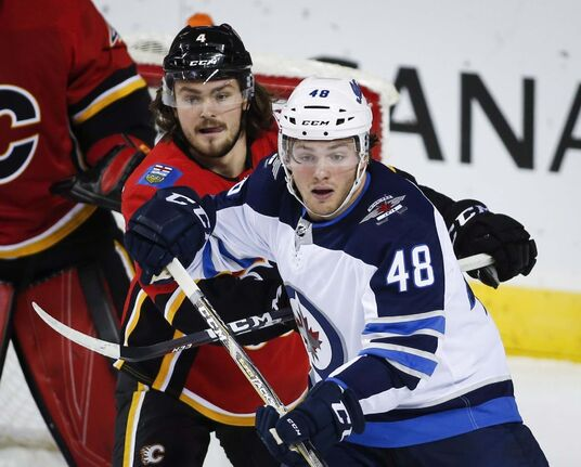 JEFF MCINTOSH / THE CANADIAN PRESS FILES</p><p>Winnipeg Jets forward Brendan Lemieux is likely to start against the Edmonton Oilers Tuesday at Bell MTS Place.</p>