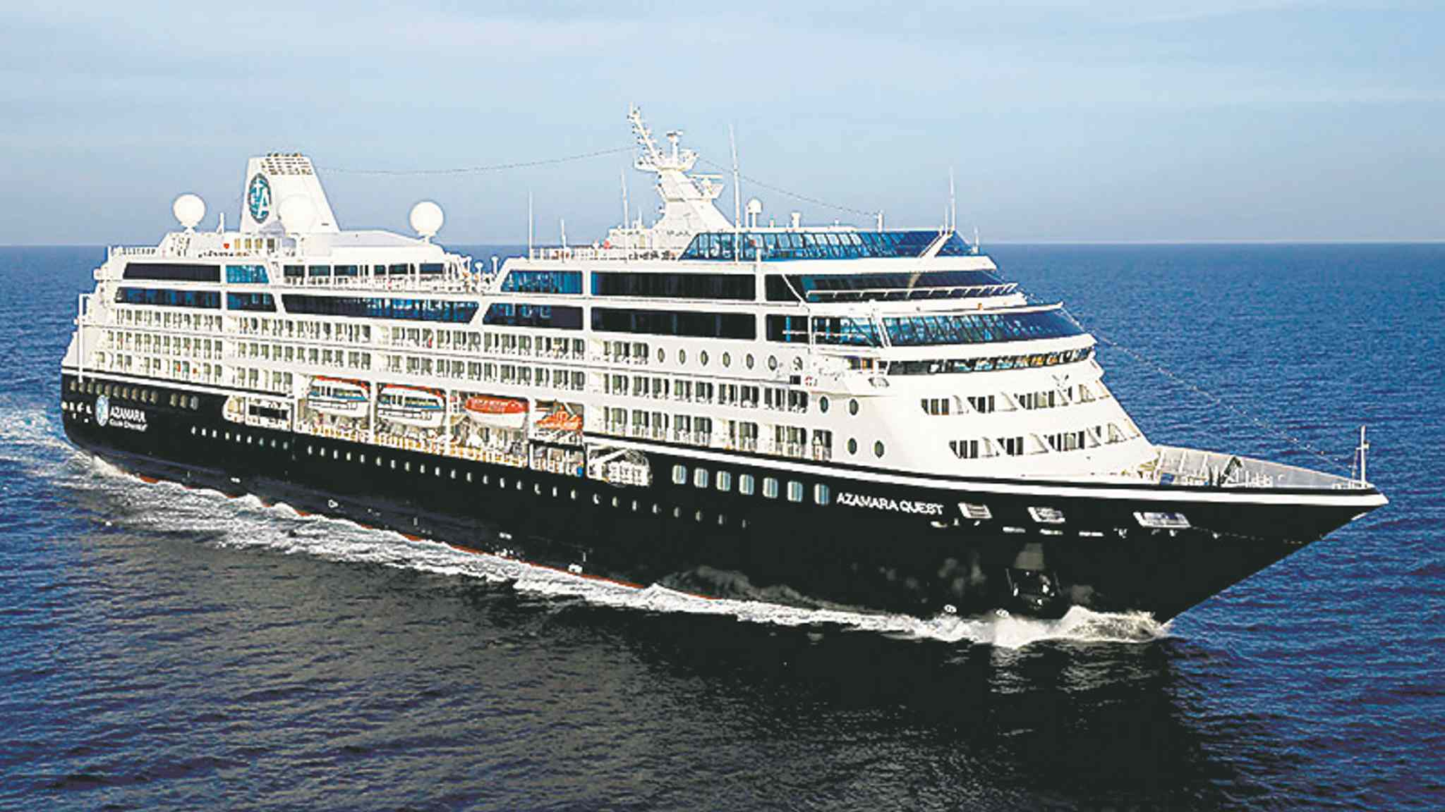 Azamara Quest leaves Miami on March 16 for an 11-day tour of the Caribbean, with stops including Guadeloupe, Dominica and St. Barts.
