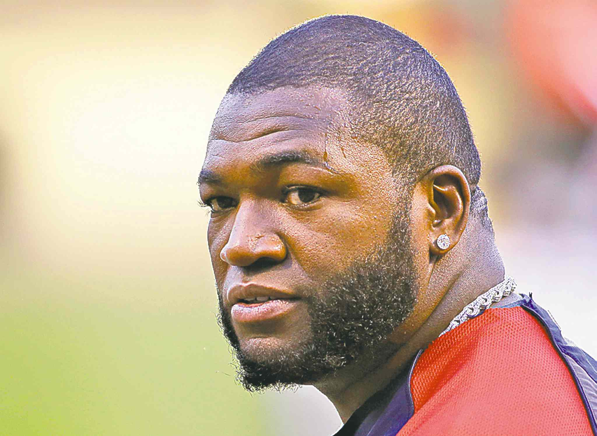 Red Sox David Ortiz is on the verge of his third World Series title.